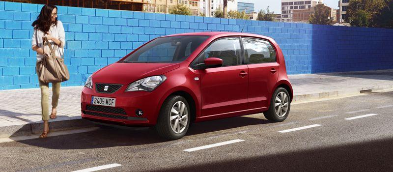 Nuova Seat Mii Auto Elettriche Auto