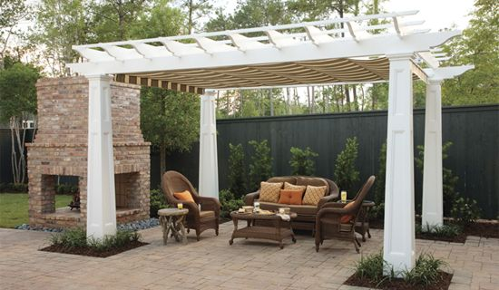Pergola Design Attached Freestanding Or Hybrid Backyard