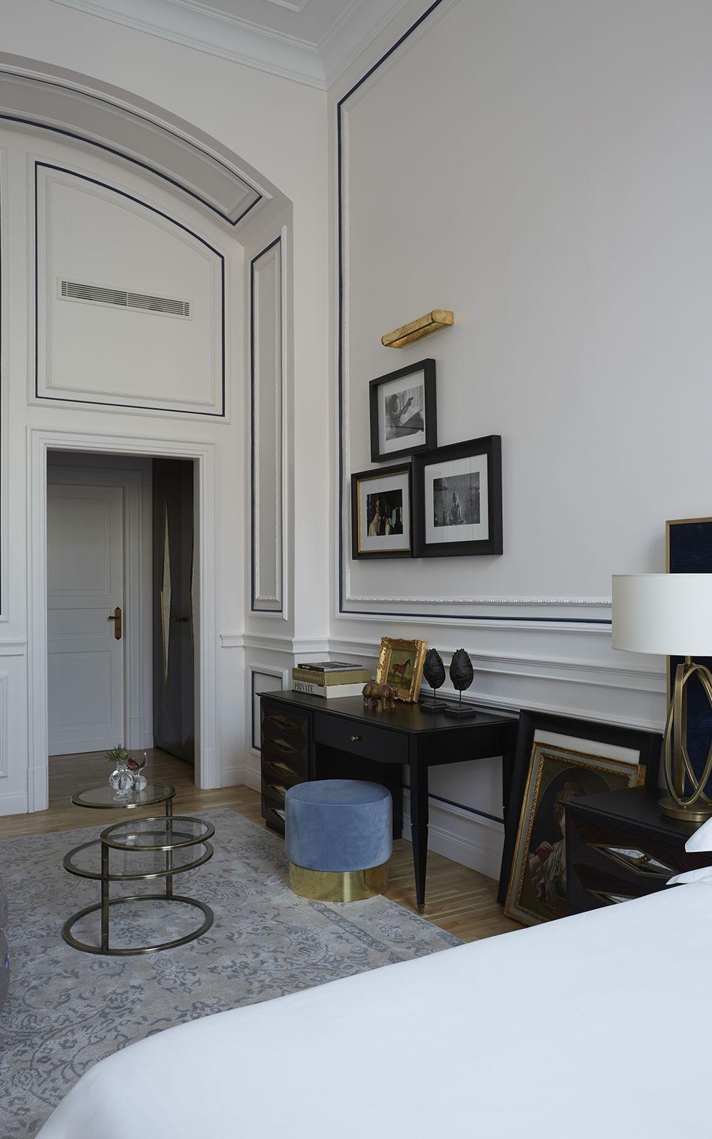 10 Schlafzimmer mit Gold Akzent Dekor Schlafzimmer 2019