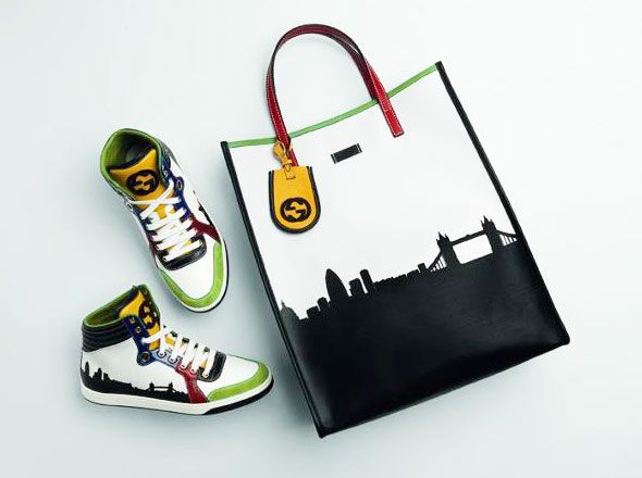 Collection Capsule Gucci City Special JO de Londres 2012