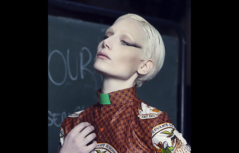Agence de mannequins Hype models Paris - Model agency in Paris / visage / femme / pluiesnuhiriennes