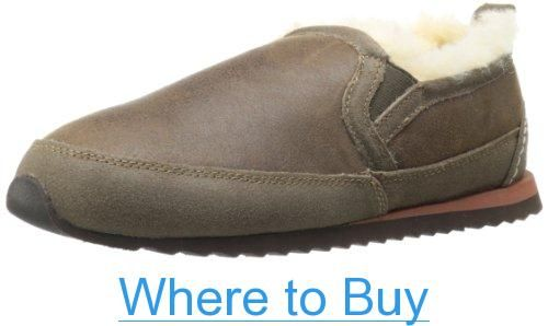 ACORN Men's Sheepskin Sport Romeo Slipper #ACORN #Mens #Sheepskin #Sport #Romeo #Slipper