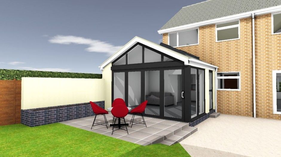contemporary design - Home Extension Designs