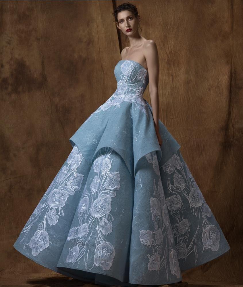 Saiid kobeisy springsummer couture x styled