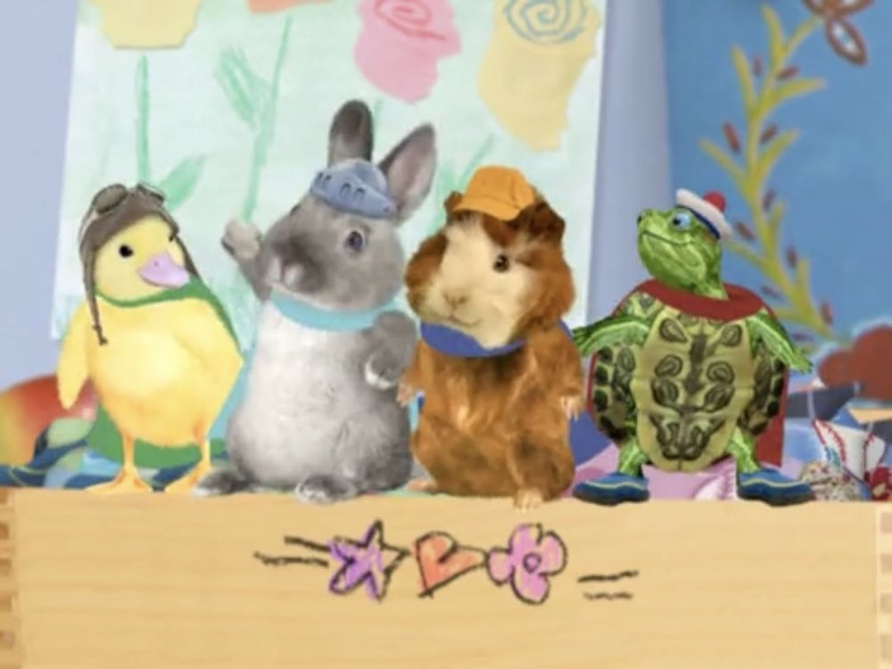 And Ollie The Bunny To The Rescue Wonder Pets Pets Favorite Tv