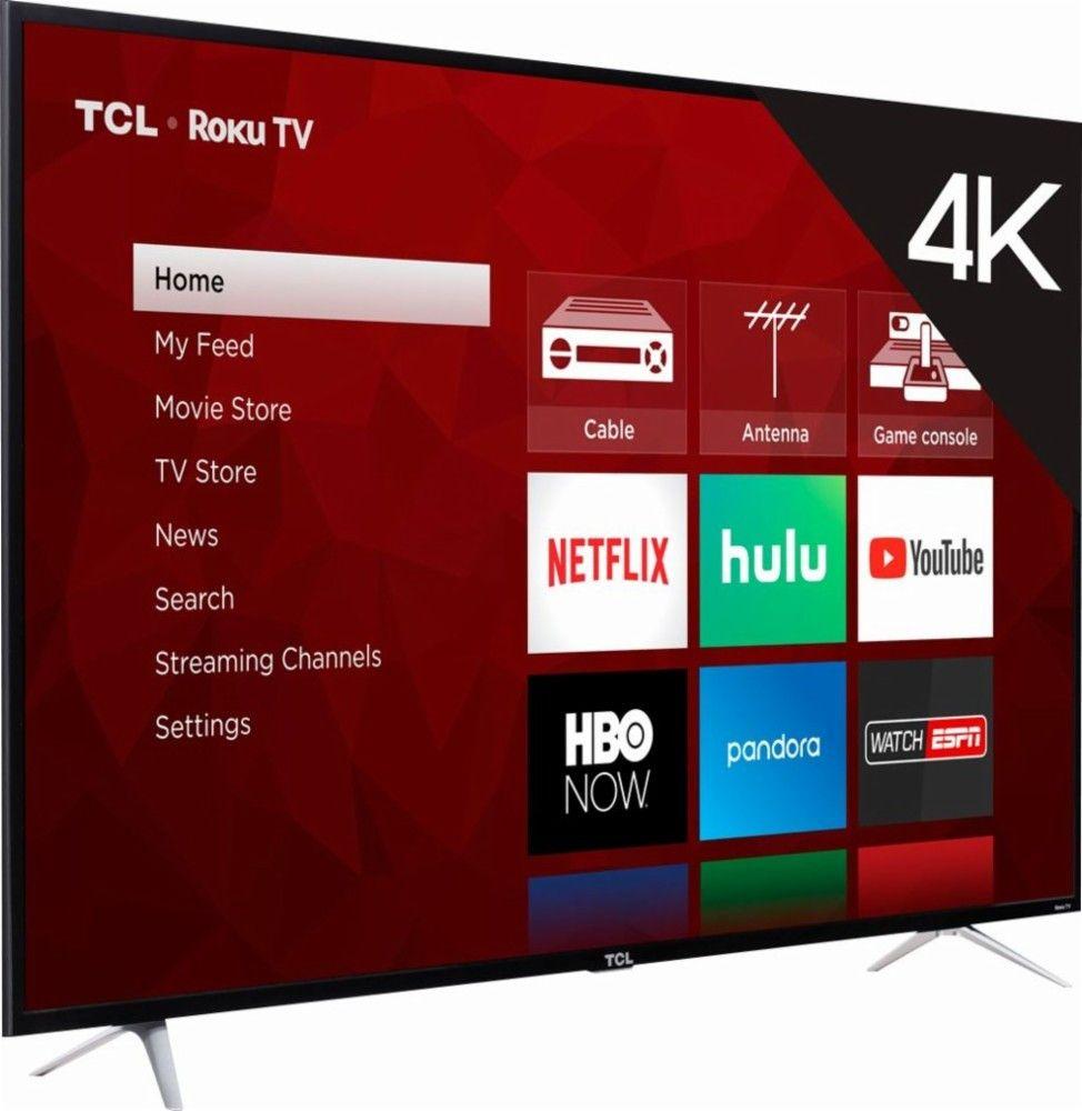 TCL 65S405 65인치 4K UHD Roku 스마트 LED TV $399 99 | 미국 핫딜