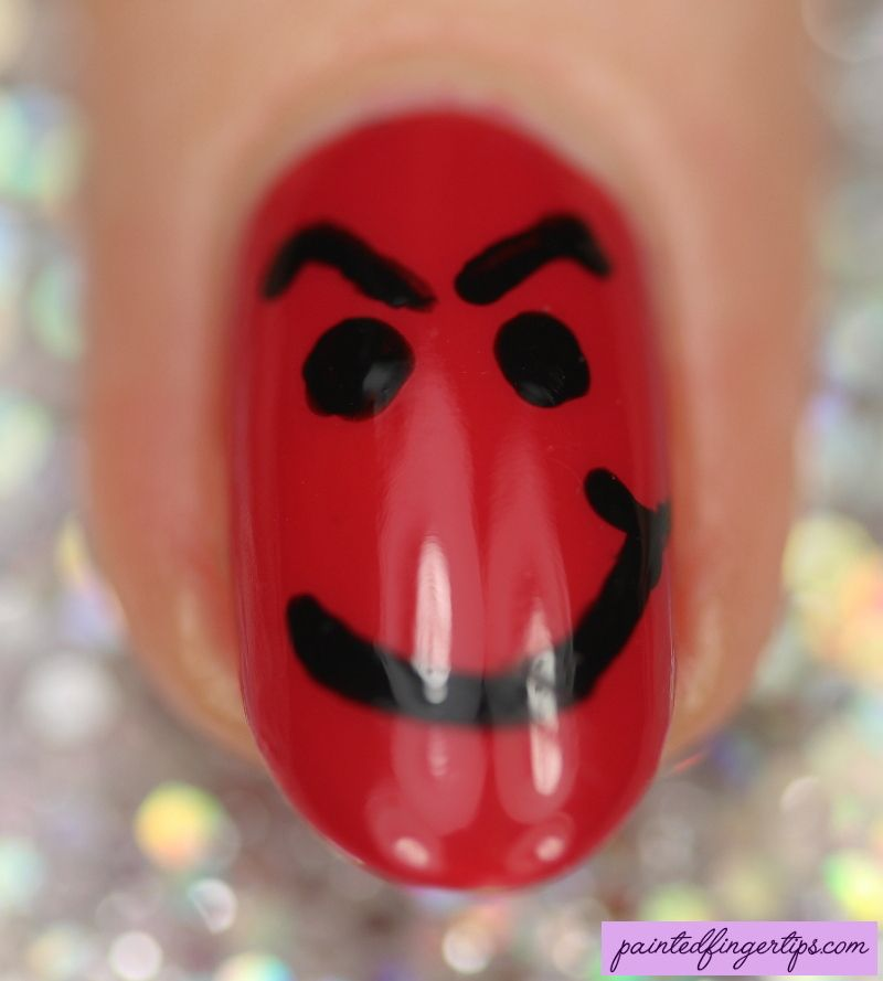 Have A Nice Day Nails With Images Nails Cool Nail Art Art Friend