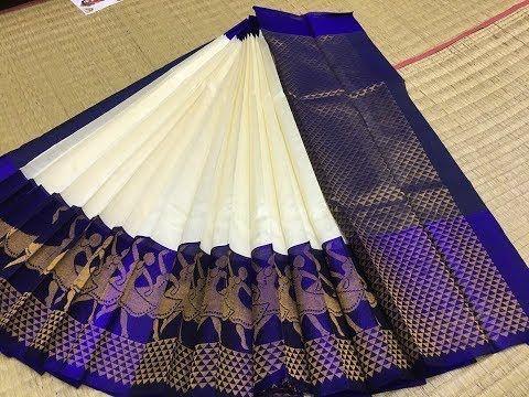 c4817fa32 11 Pure Handloom Korvai Silk Cotton Sarees with Price ₹5900 ...