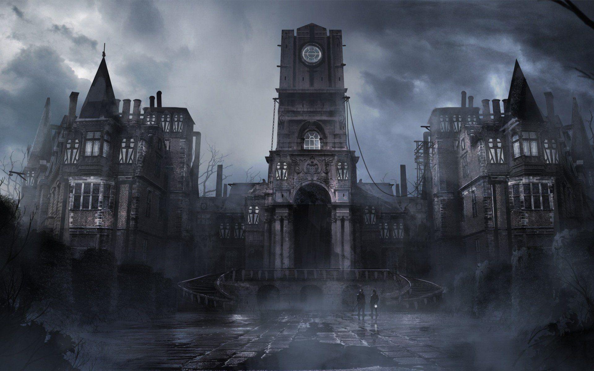 Related Image Fantasy City Gothic Castle Dark Fantasy
