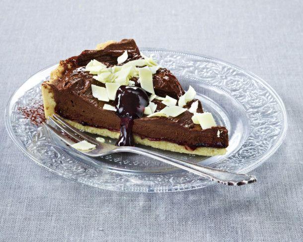 Unser beliebtes Rezept für Baileys-Schokoladen-Tarte und mehr als 55.000 weitere kostenlose Rezepte auf LECKER.de.