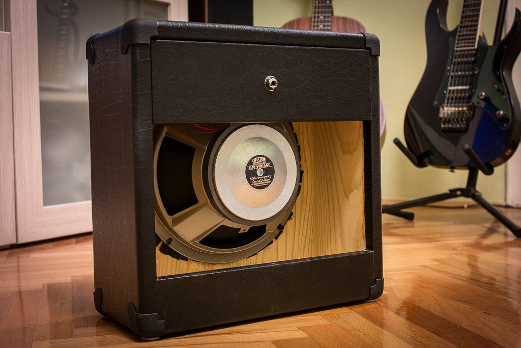 DIY Open Back Amp Cab | Guitar stuffs | Guitar cabinet, Diy