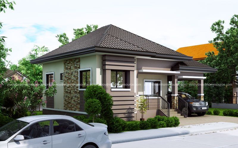 4e4b0a4202f37db1a9dcab0e030fc6cf - Get Small Modern House Plans With Garage  PNG