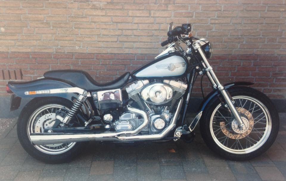 Harley-Davidson Dyna Super Glide #tekoop #aangeboden in de Facebookgroep #motorentekoopmt #motortreffer #harley #harleydavidson #harleydavidsondyna #harleydavidsonsuperglide #superglide #harleydavidsondynasuperglide