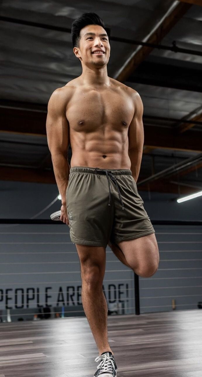 Jay Darko | Mens gym short, Male model, Shirtless