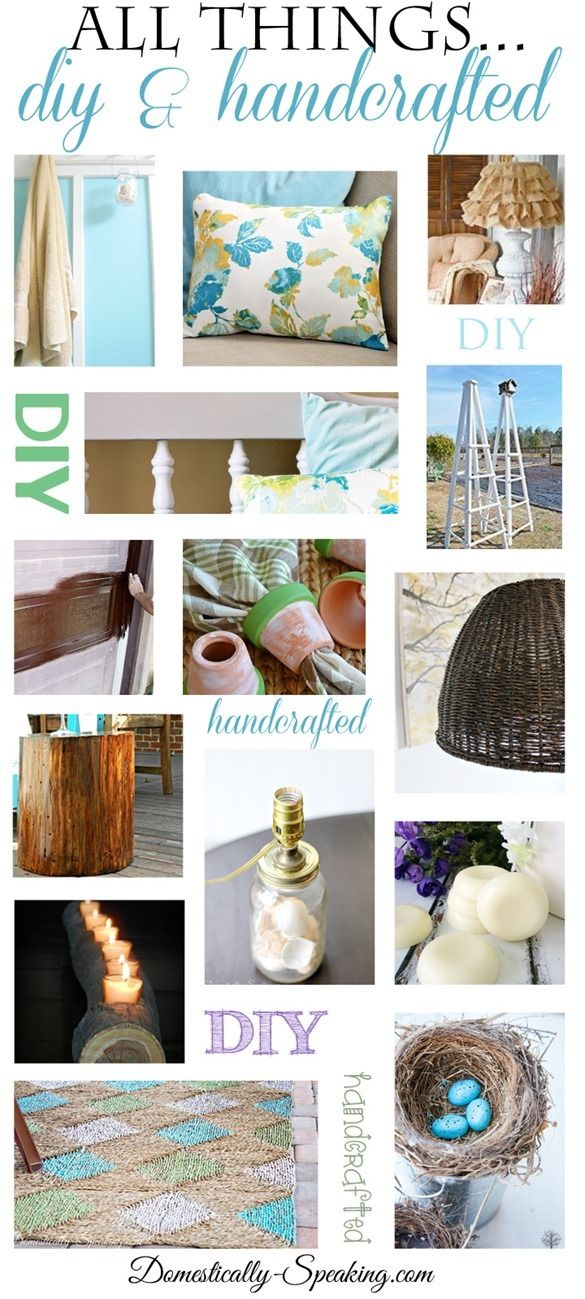 All Things Diy And Handcrafted Diy Upcycle Handcraft Diy Projects To Sell