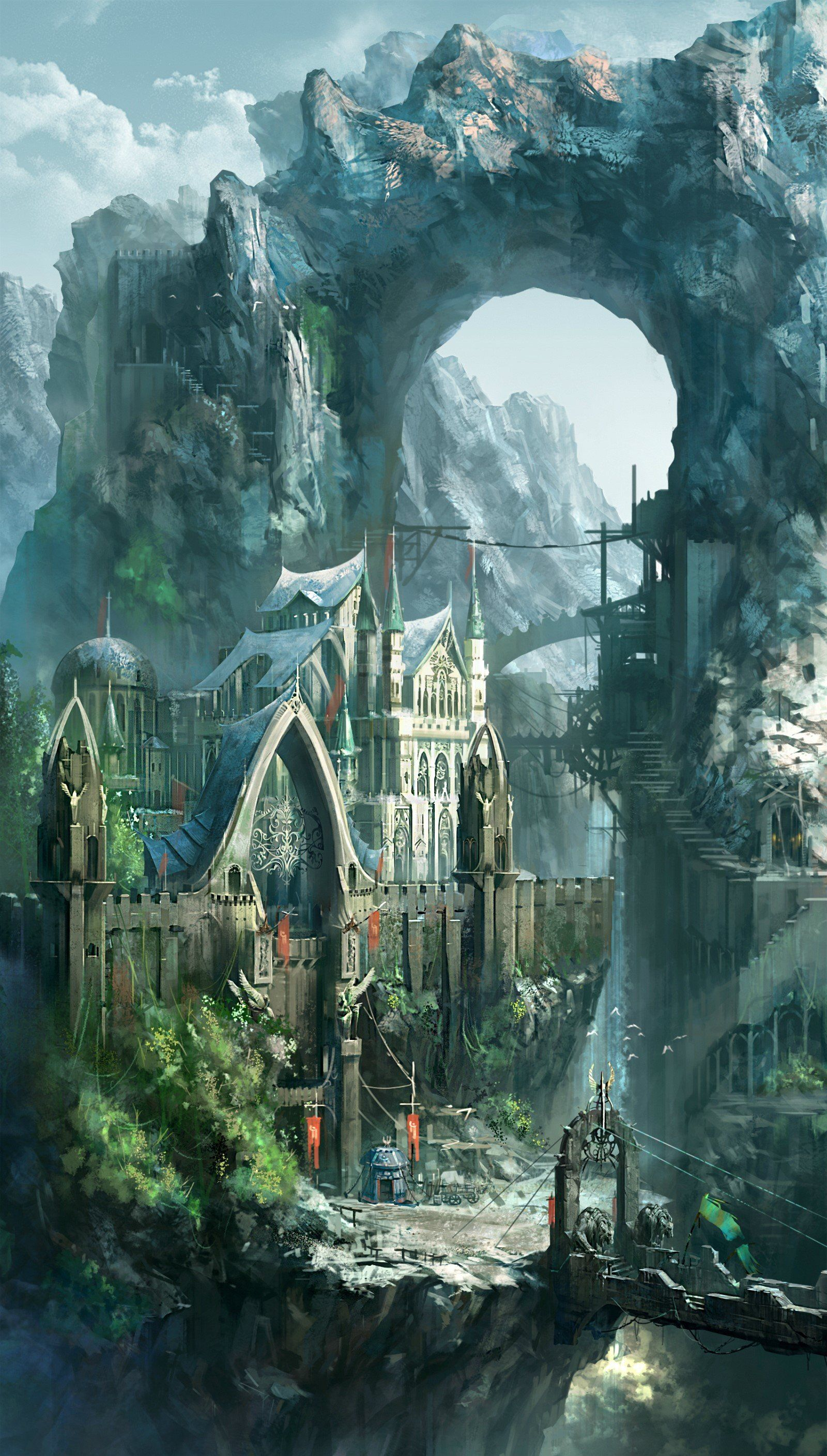 The Daily Subreddit : /r/ImaginaryCastles