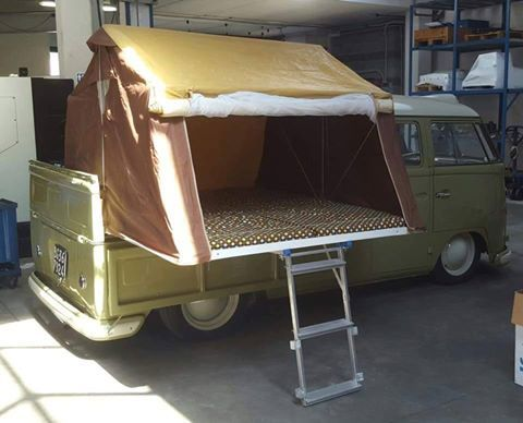 Cool vintage Roof Top Tent setup. From 100% AirCooled VWu0027s & Cool vintage Roof Top Tent setup. From 100% AirCooled VWu0027s | Roof ...