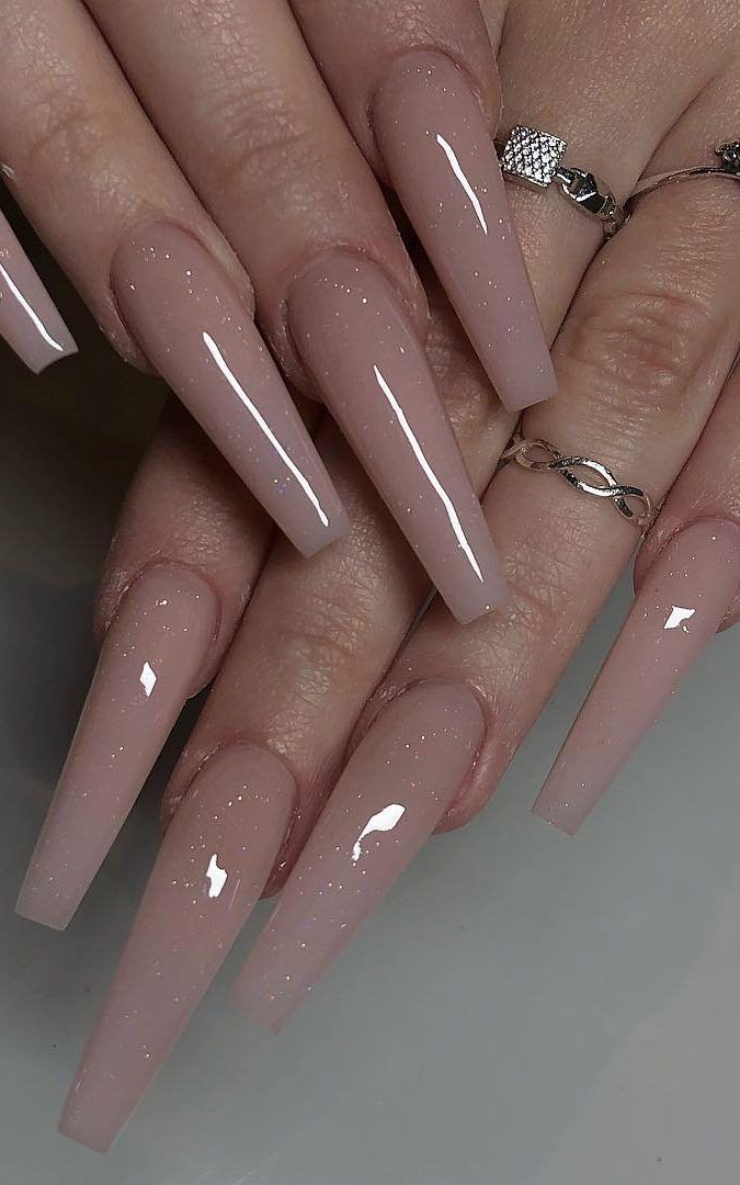 46+ Best Acrylic Nails Designs for This Year 2019 - Page 2 of 46 - Daily Women Blog