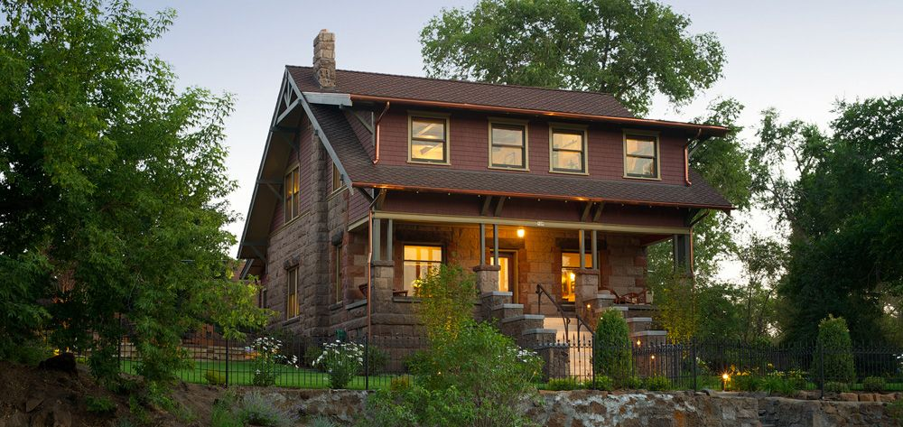 By Copperline Homes Traditional Exterior Photos Design, Pictures, Remodel,  Decor And Ideas
