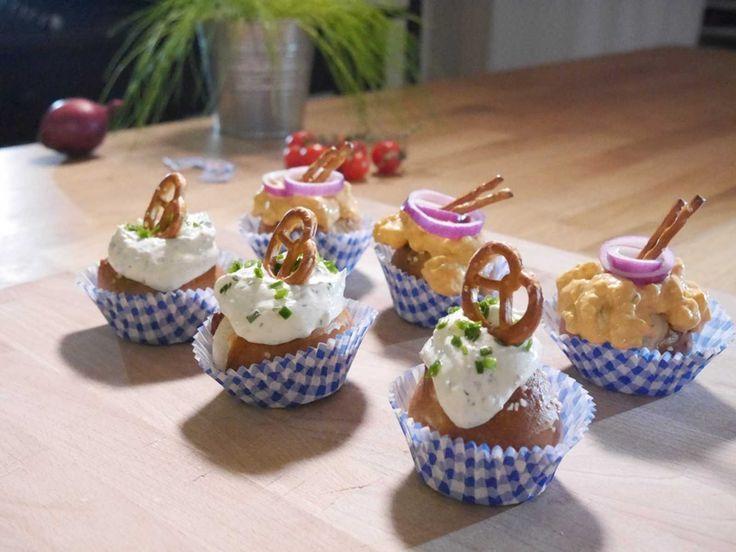 Ratz Fatz: Bavarian Cupcakes