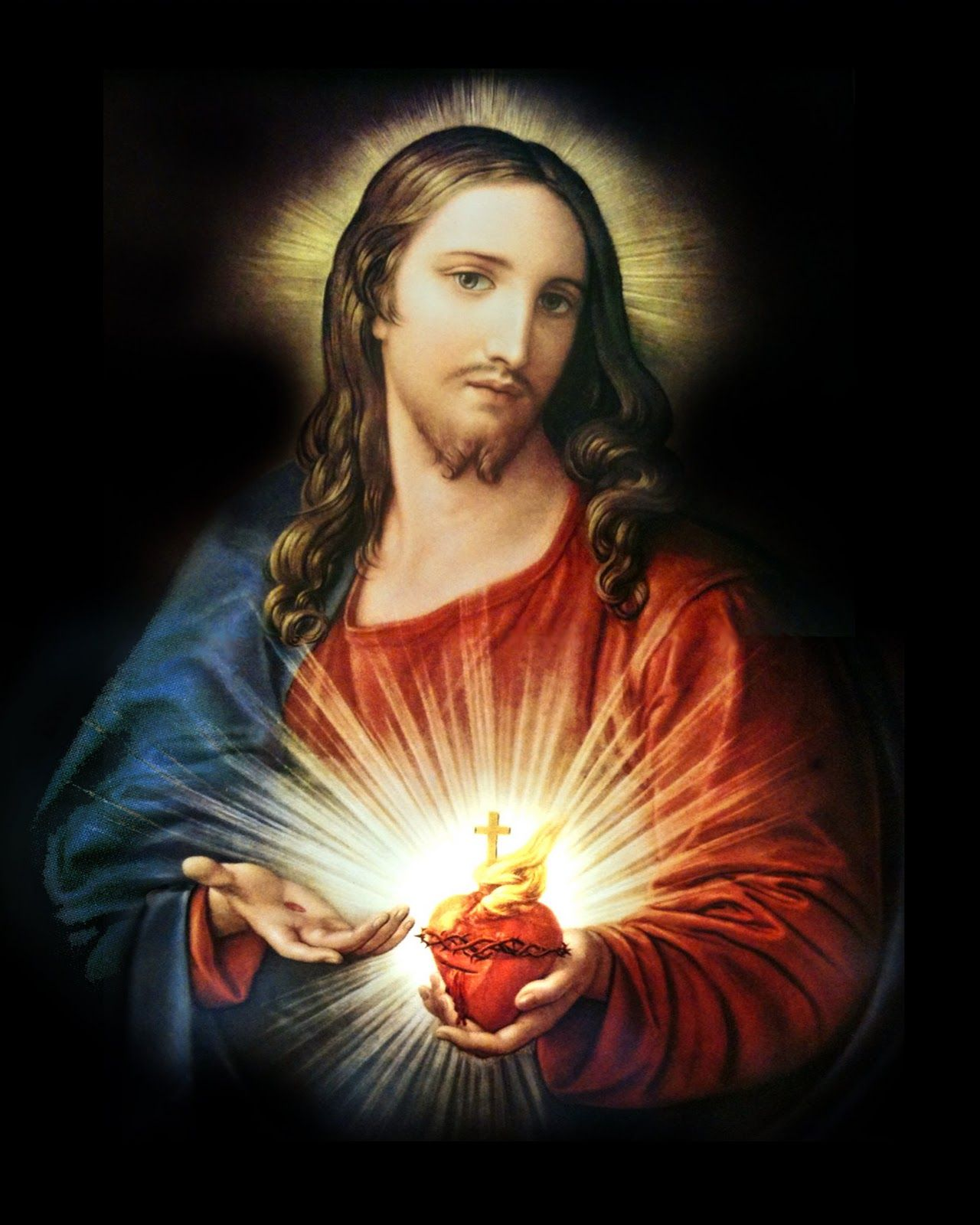 The Litany of the Sacred Heart of Jesus  Sacred heart and