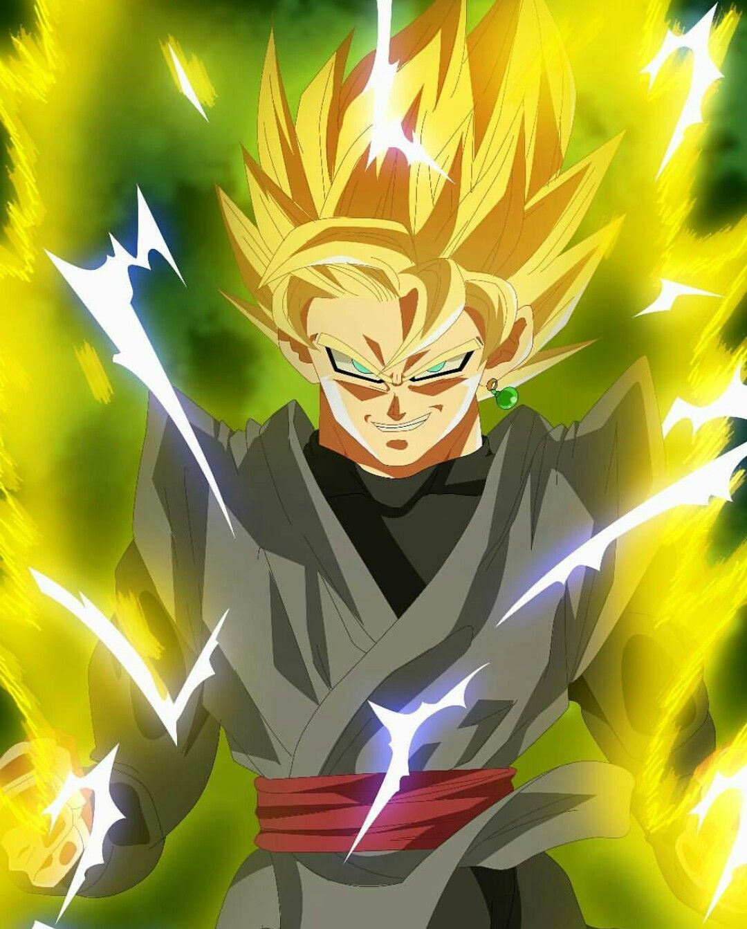 And White Ssj2 Images Black Goku 7