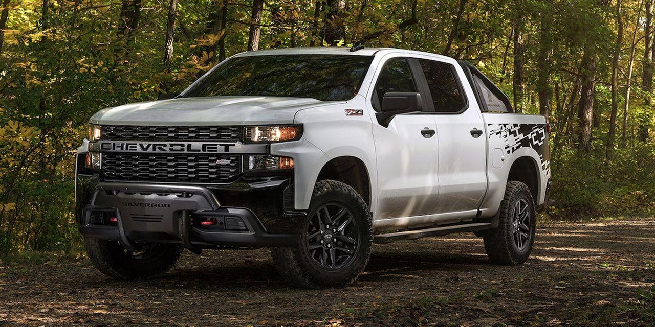 2019 Chevy Silverado 1500 Custom Trail Boss Accessories Feels