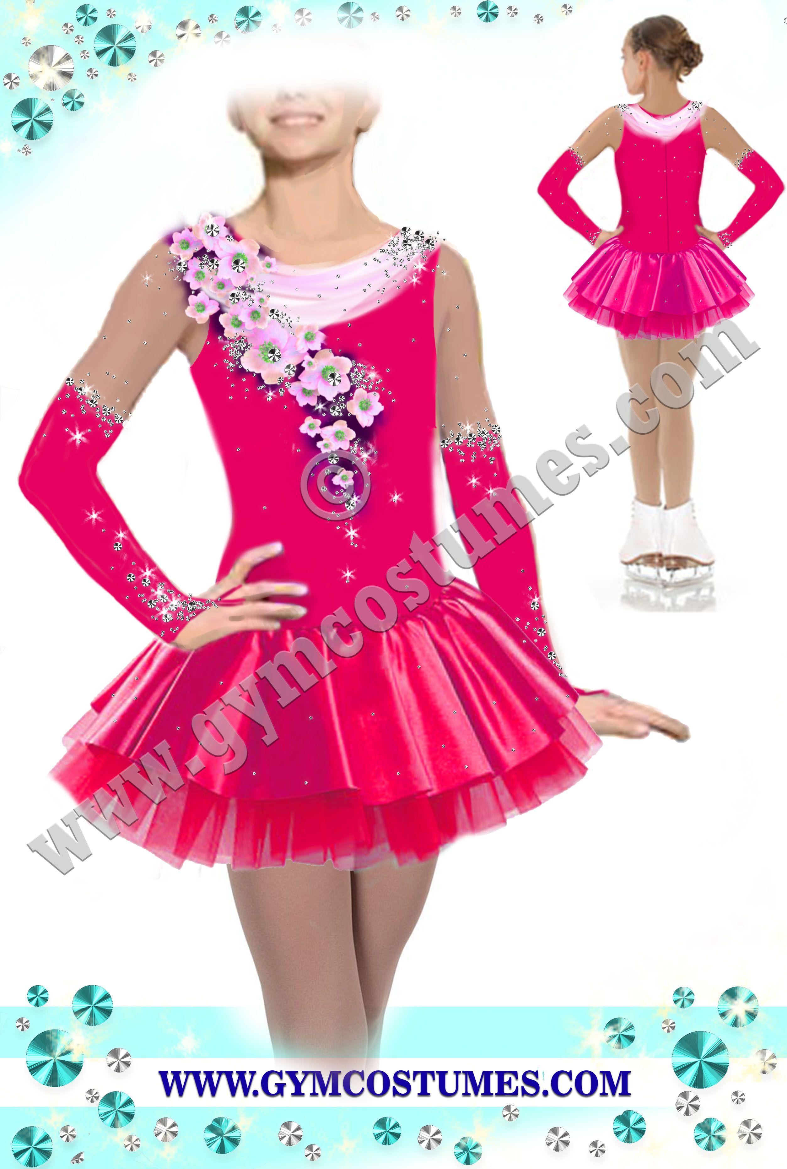 Dancedress Showdance dress , Karneval Showtanzkleider Tanzmariechen ...