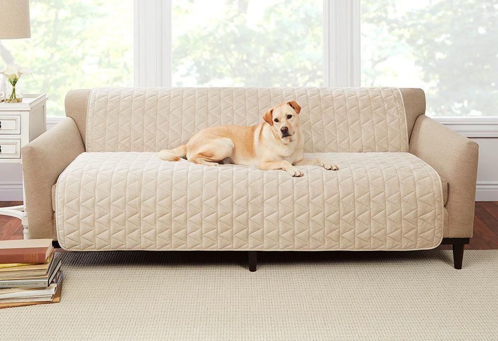 Armless Throw Sofa Furniture Cover Pet Furniture Cover 100 Polyester Machine Washable Pet Furniture Covers Sofa Furniture Furniture Covers