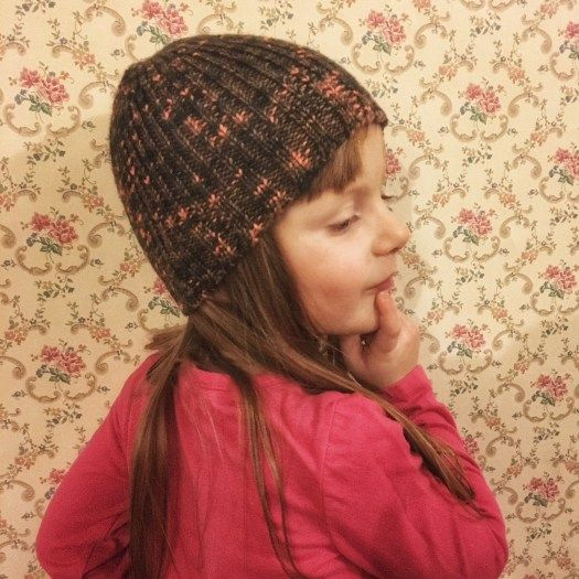 Free Machine Knitting Pattern For Babytoddlerchild Beanie Www