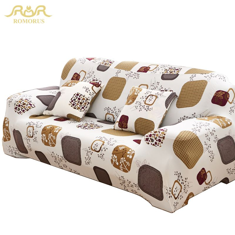 Apartment Decorating New Tight Wrap All Inclusive Elastic Sofa Covers Slip Resistant Sectional Corner Sofa Couch Cover For Living Room R Sofa Covers Couch Covers Slipcovers