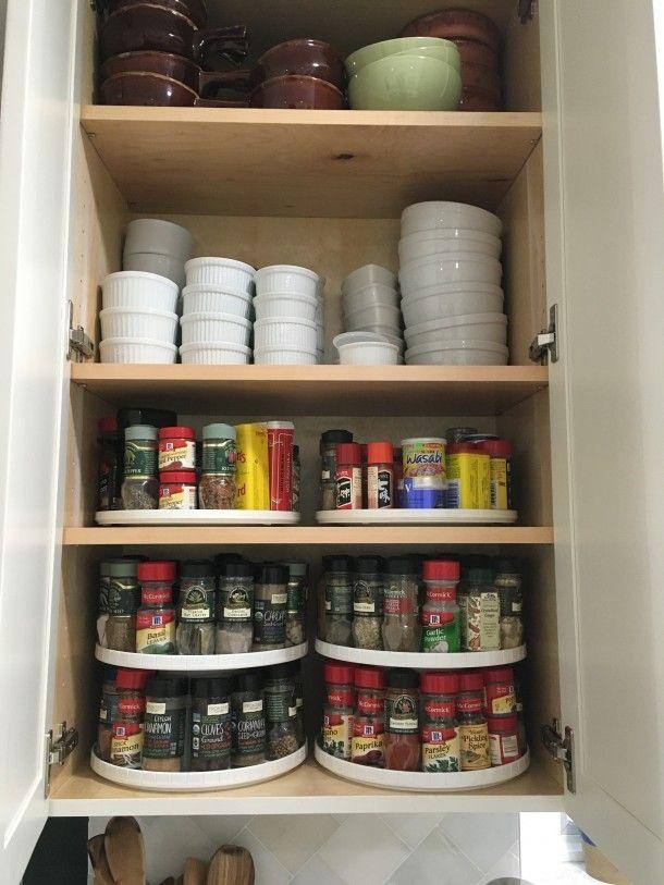 Spice Storage In Kitchen Cabinets Kitchen Cabinet Storage And