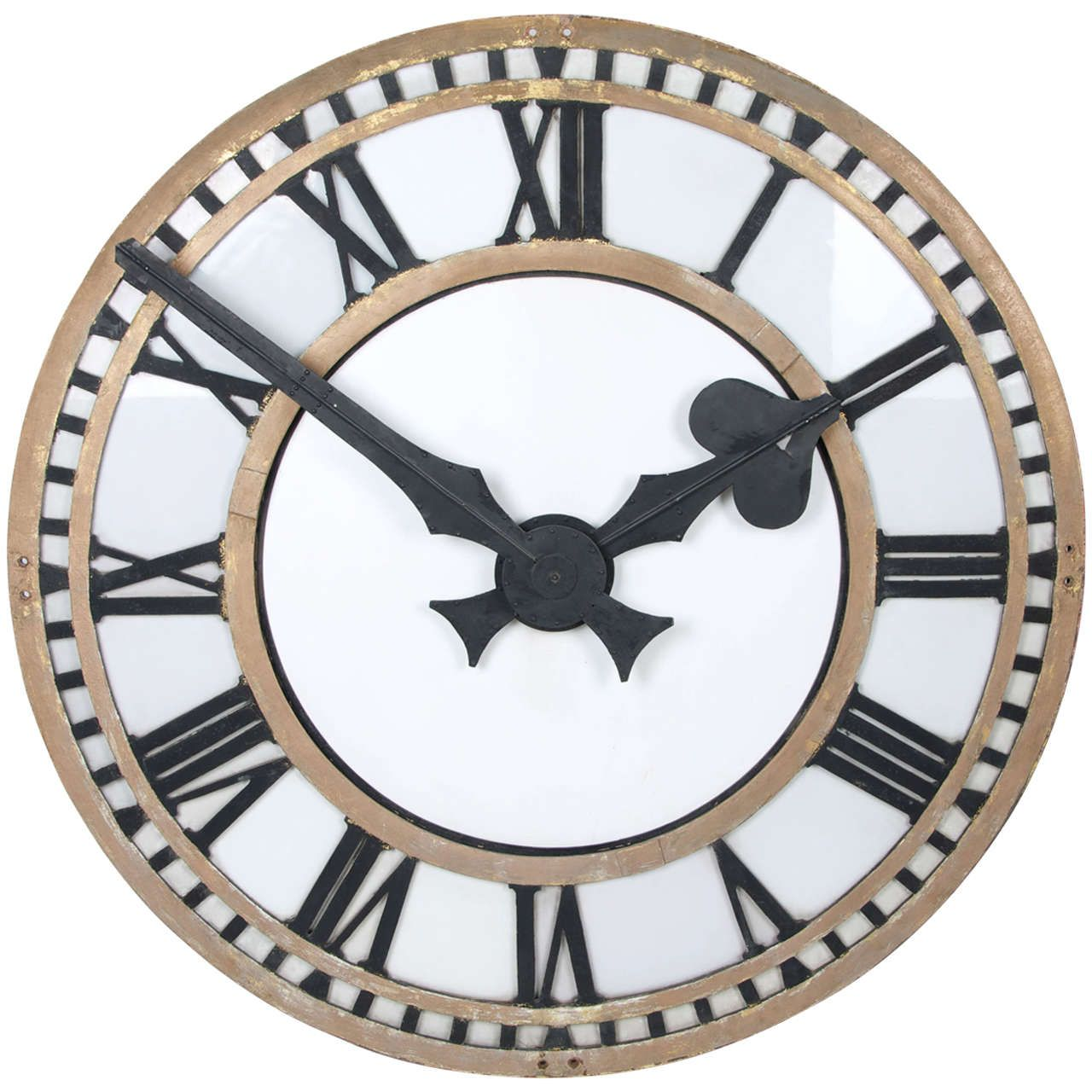 Medium Crop Of Large Unique Wall Clocks