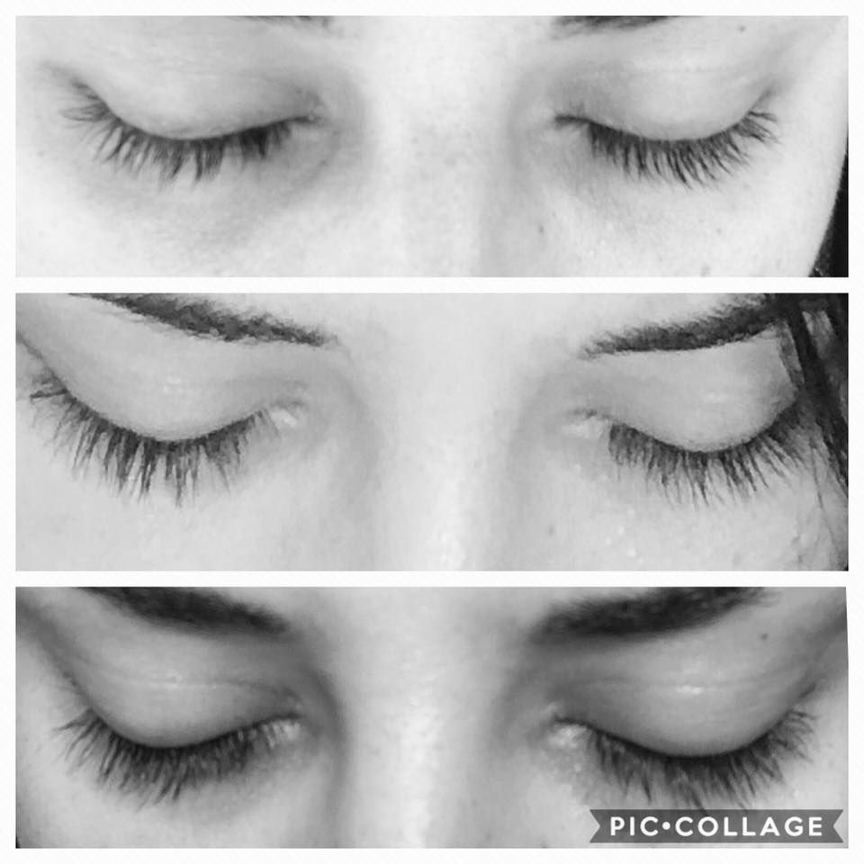 My results with Eye Wonder in 5 weeks I ️ MONAT! I started