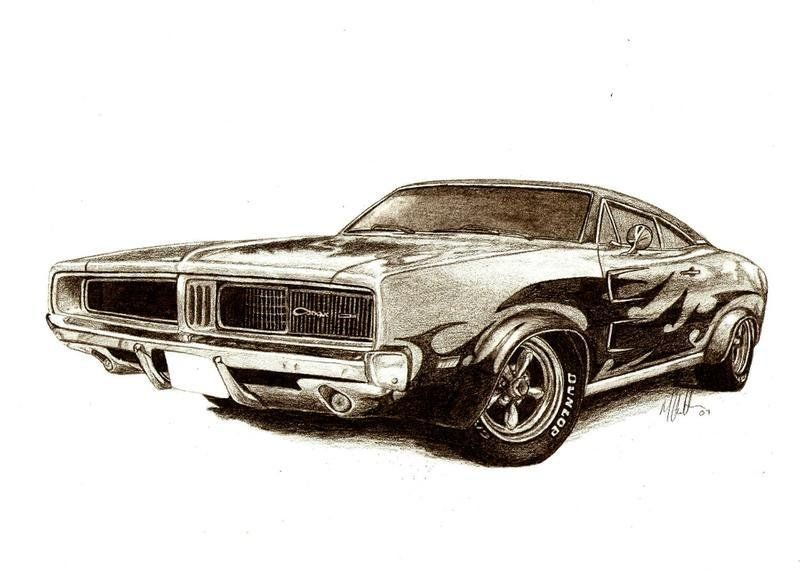 Carrrrrrrrrrrr Sketches Pinterest Cars Muscle Cars And Sketches