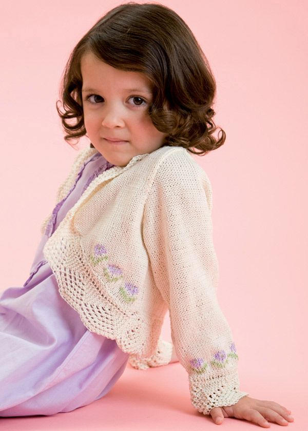cardigans girls | Download your free Patons cardigan pattern ...