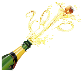 Download Light Effects Png Images Background Png Free Png Images Clip Art Champagne Newyear