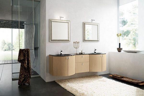 Badezimmer Design Linie