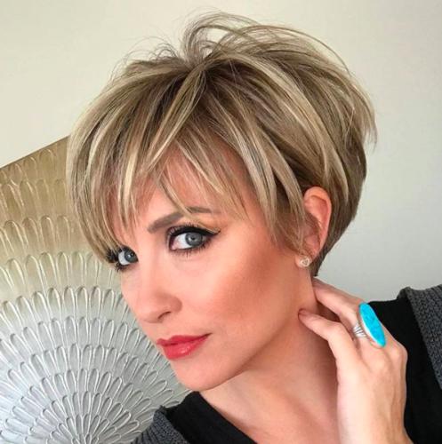2018 Frisur Ideen 10 Tolle Frisuren Fur Kurze Haare Hairstyles