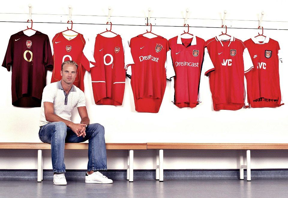 11 Marvelous Seasons for Captain Freeze  Dennis Bergkamp