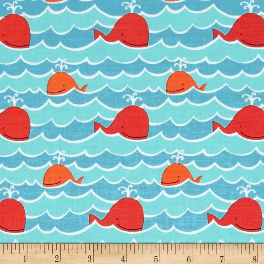 Baby Nash S Vintage Nautical Nursery: Beach Fabric, Home