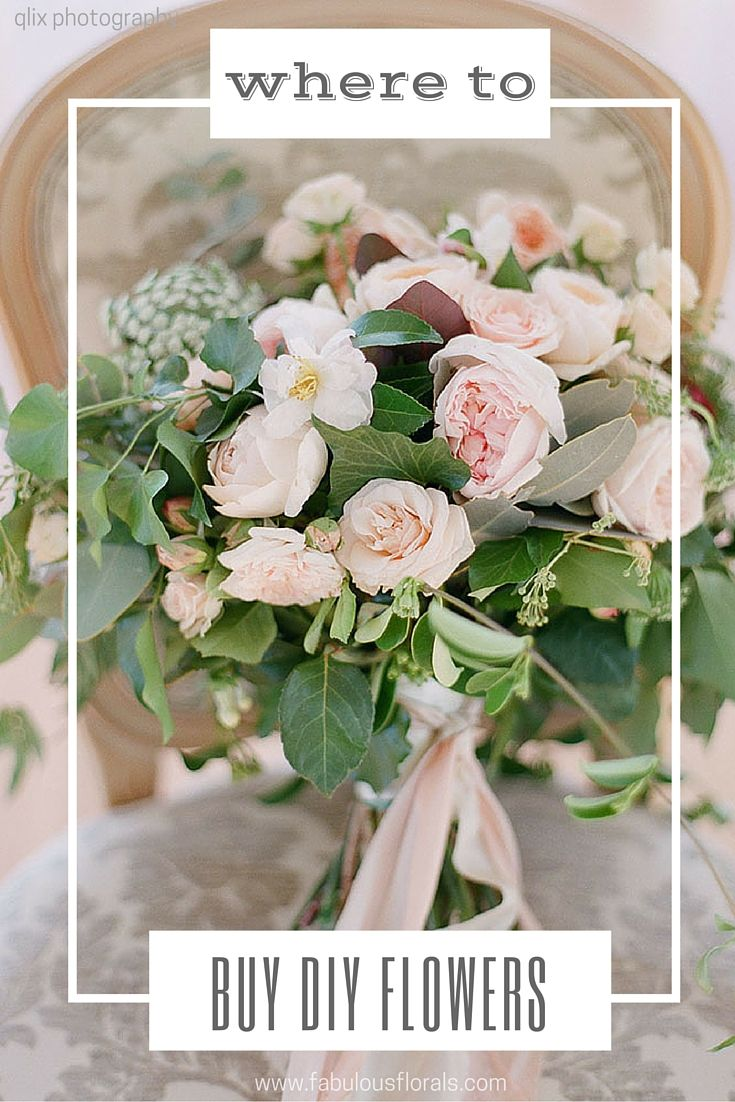 Where To Buy Bulk Wholesale Diy Flowers Www Fabulousflorals Com The Diy Bride S 1 Resour Wholesale Flowers Wedding Online Wedding Flowers Diy Wedding Flowers