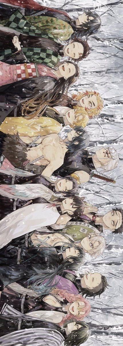 Tomioka Giyuu x Muichirou Tokitou  - h├┤m nay xр║Б р║Бnh H├а nhe =)