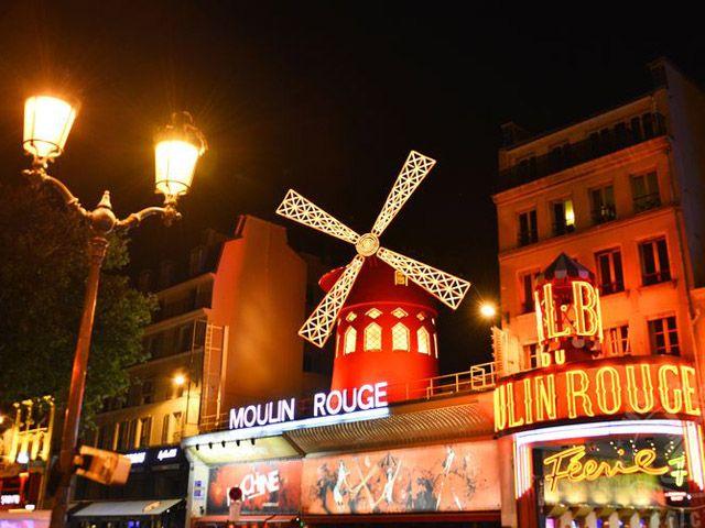 Moulin Rouge vai se apresentar em Nova York