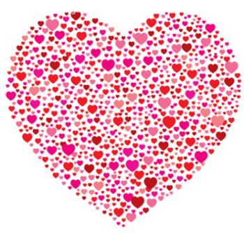 Tiernos Corazones Para Perfil De Facebook Love Alin Imagenes De Amoralin Dia De Los Enamorados Corazones Corazones De Amor