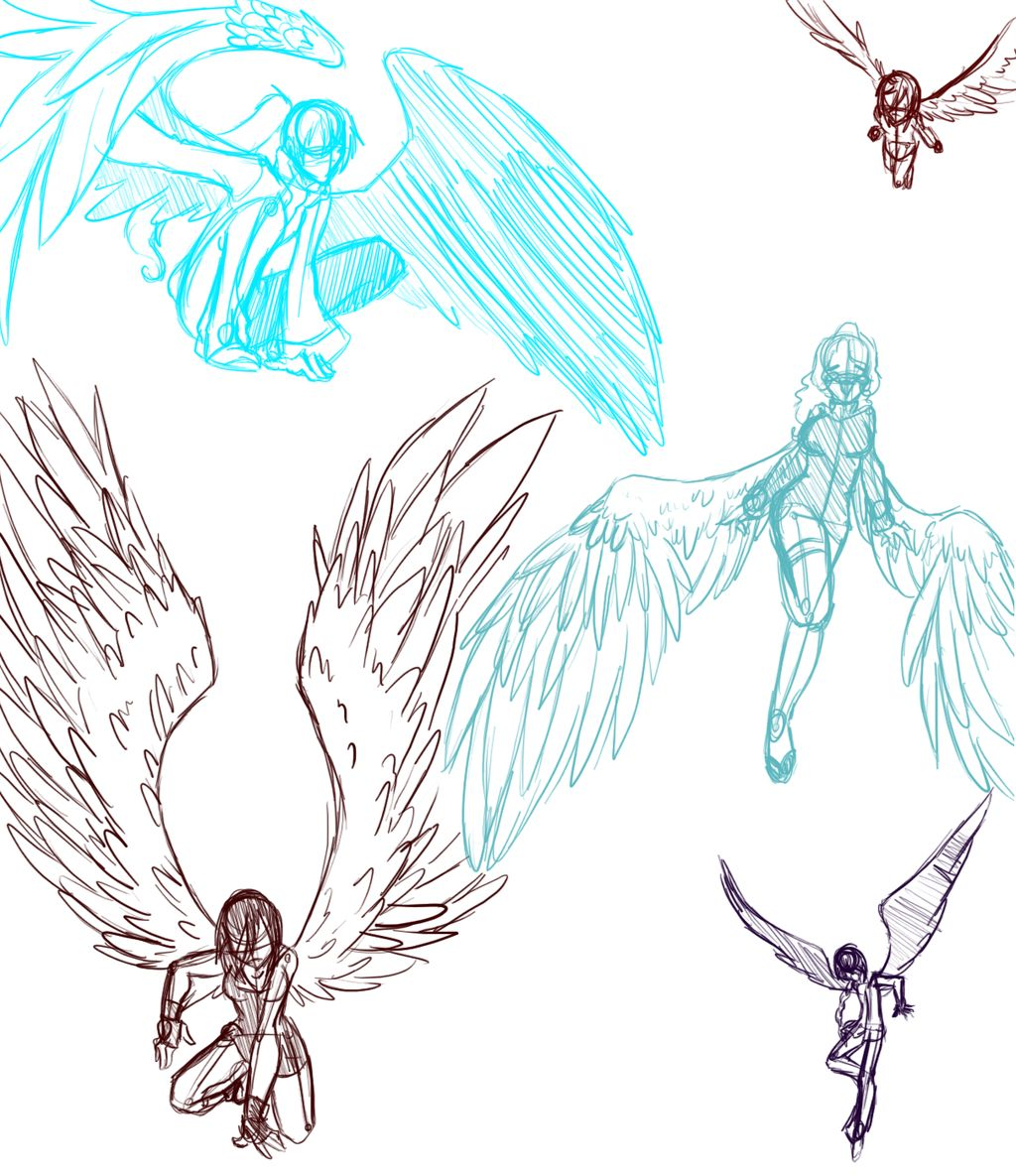 Angel Poses Art Reference Poses Art Reference Drawings