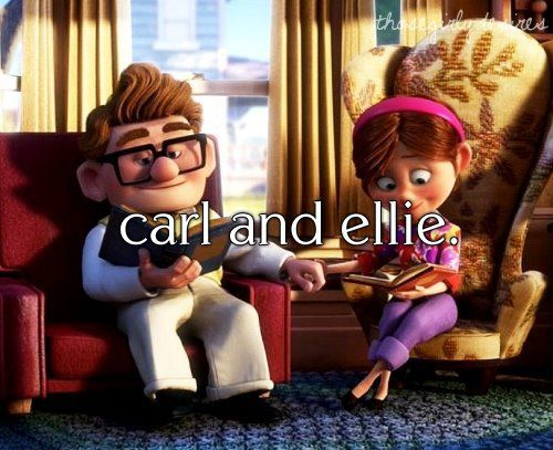 up ellie and carl relationship quiz