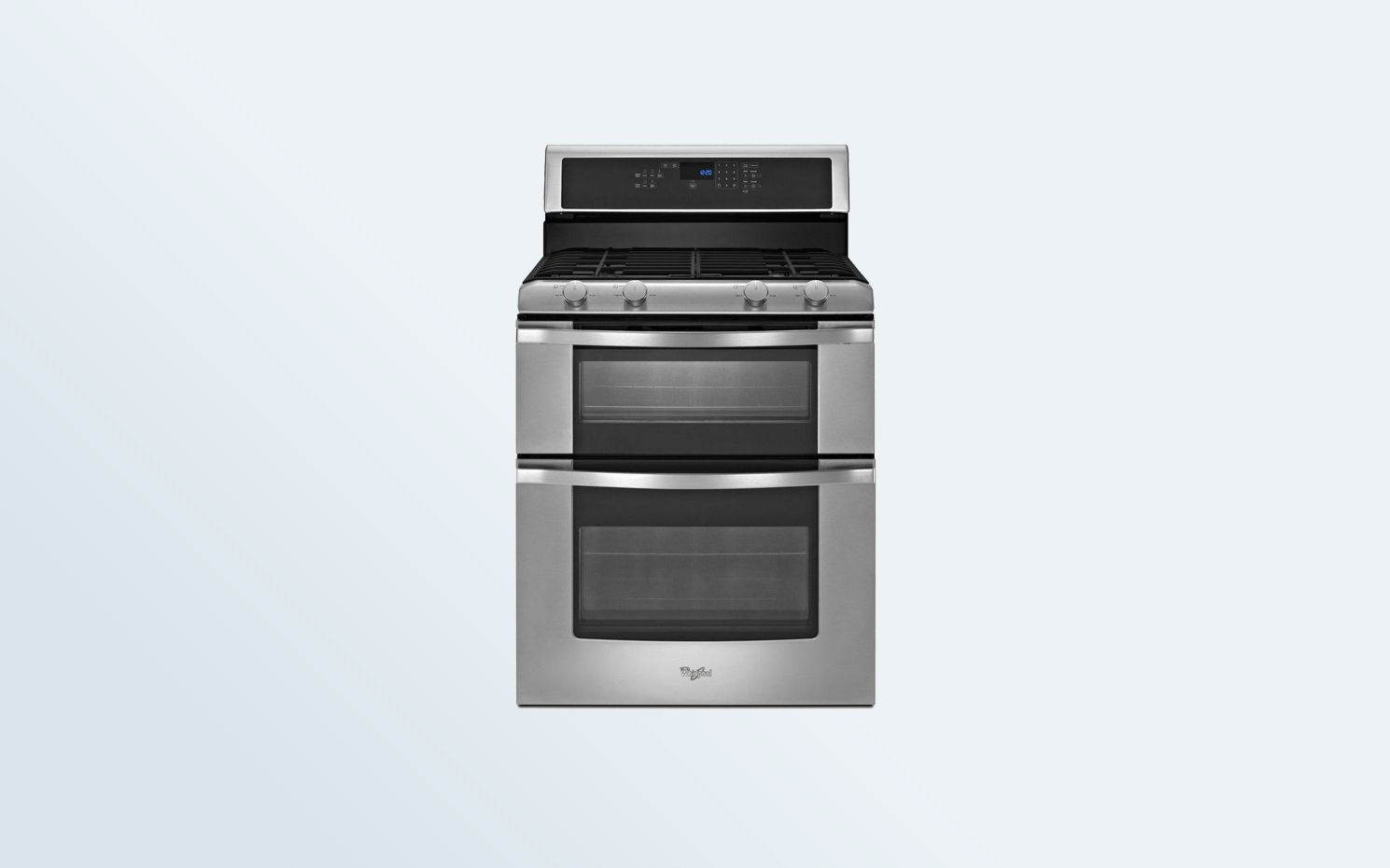Best Double Oven Ranges Of 2019 Gas And Electric Stove Reviews Best Double Oven Double Oven Range Double Oven
