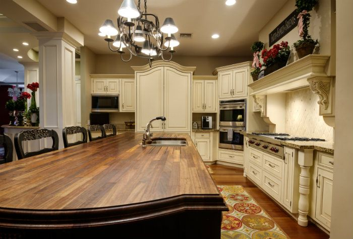 Küche Designs Moderne Küchenarbeitsplatten #kitchen #Treppe ...