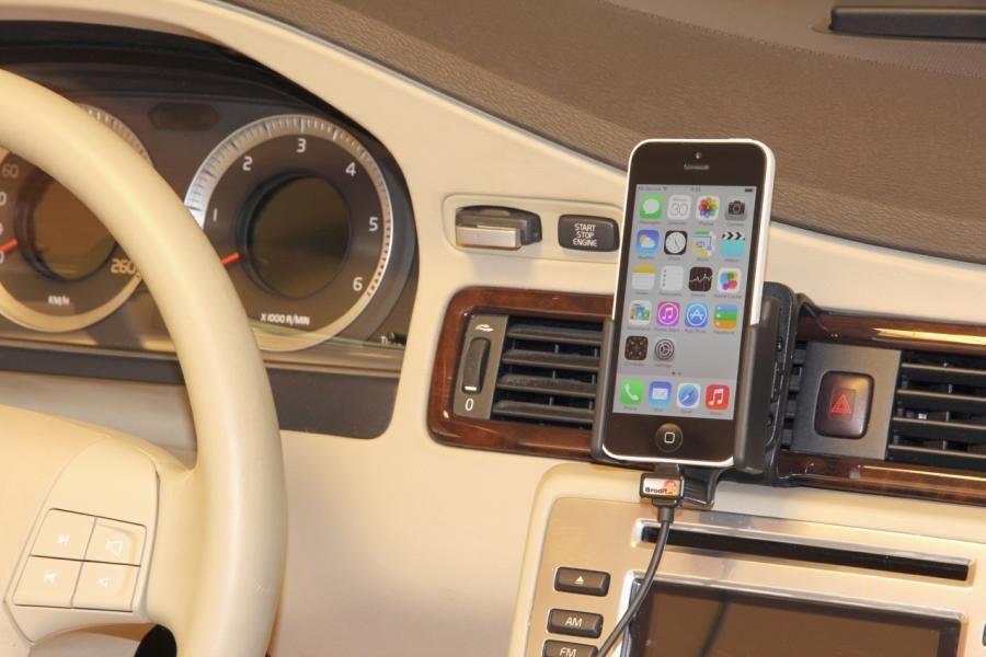 Aktívny držiak do auta pre Apple iPhone 5C